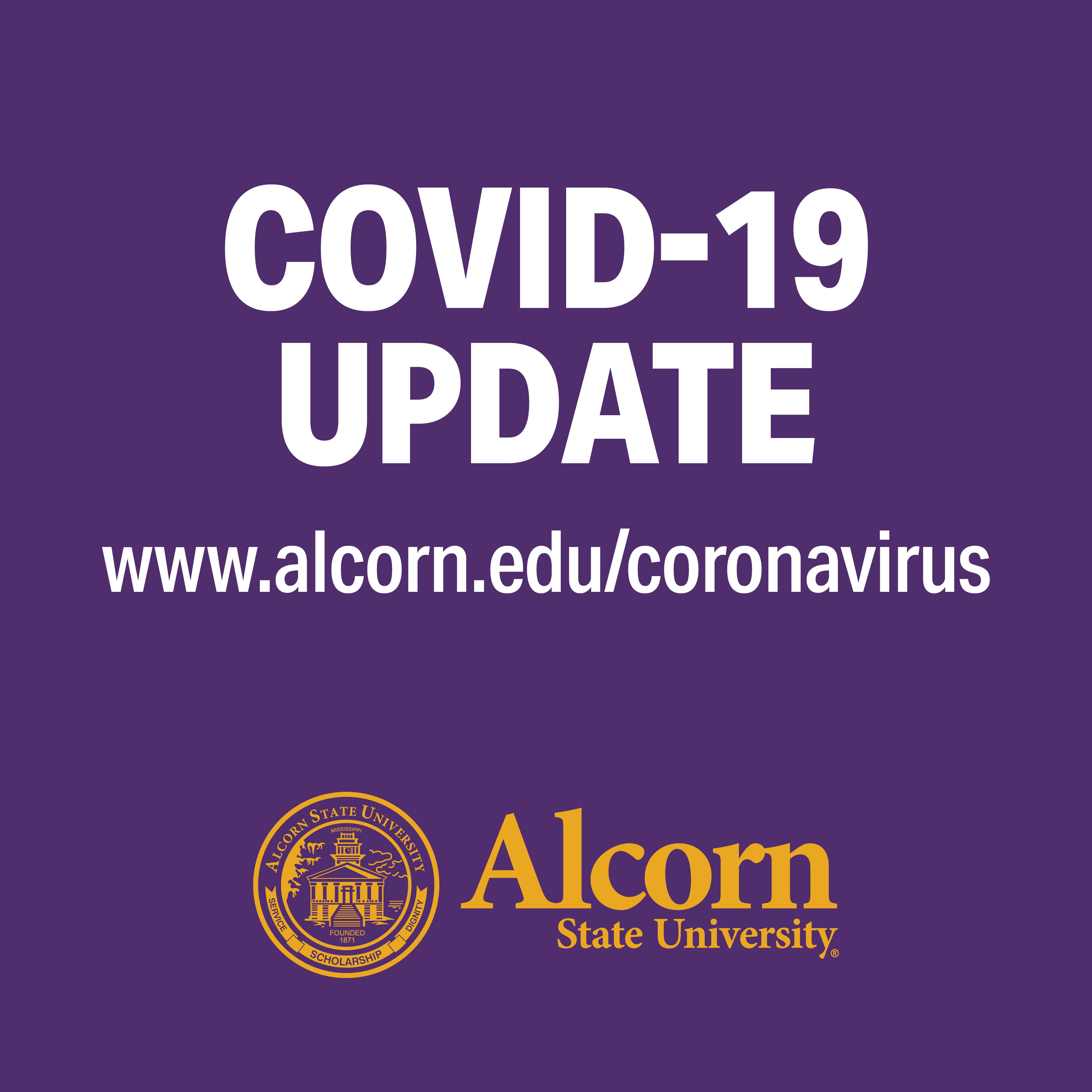 UPDATE #2: University guidance and information related to Spring Break, Travel, Campus Events, and Virtual Instruction